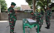 Permalink ke Komandan Kodim 0736/Batang Memimpin Langsung Sertijab Danramil Dan Melepas Satu Perwira Pindah Satuan
