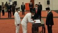 Permalink ke Tauhid Soleman dan Jasri Usman, Resmi Dilantik Sebagai Walikota dan Wakil Walikota Ternate