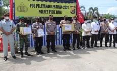 Permalink ke Tinjau Pos Pam Lebaran di Pide Jaya, Kapolda Aceh: Masyarakat Diharapkan Patuh dengan Instruksi Pemerintah