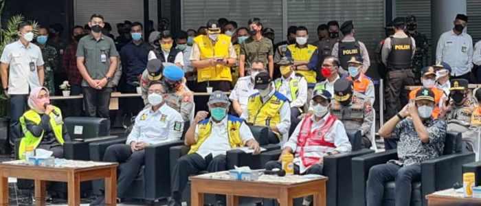 Hingga H-5, Trafik Truk Logistik dari Jawa ke Sumatera Naik 24 Persen