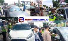 Permalink ke Polres Lampung Utara Lakukan Pemeriksaan Kendaraan Arus Balik