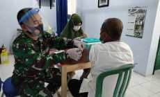 Permalink ke Para Purnawirawan TNI, Pensiunan PNS, Warakawuri Serta KBT di Batang Jalani Suntik Vaksin AstraZeneca