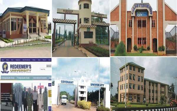 Universities Approved To Run E-learning Degree Programmes In Nigeria