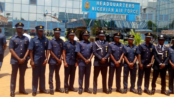 Nigerian Air Force Direct Short Service Commission Medical Special Enlistment