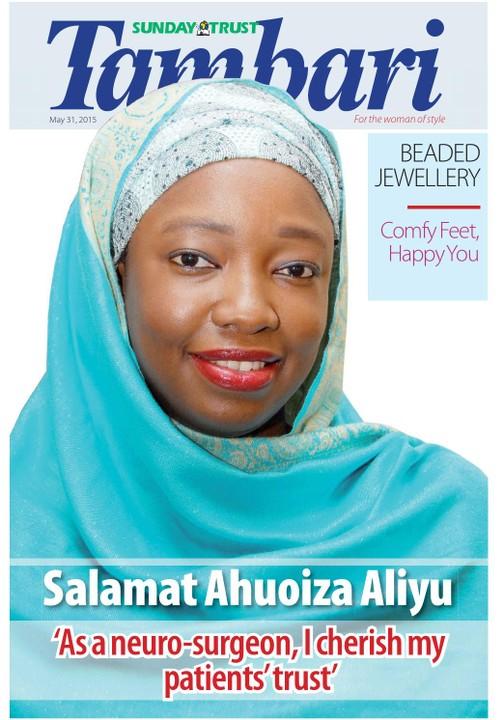 Nigerian First Women - Dr. Salamat Ahuoiza Aliu