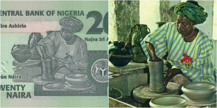 Check Out The Original Photos Of People On The Naira Notes