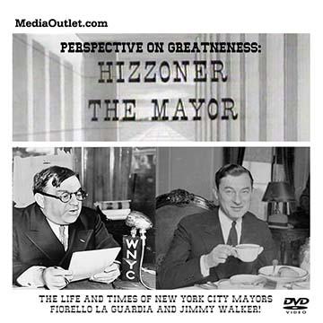 Perspective On Greatness Hizzoner The Mayor Laguardia Walker NYC