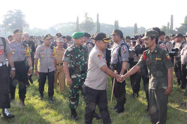 Polresta Denpasar Terjunkan 1269 Personel Amankan Pemilu