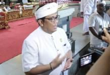 Wakil Bupati Tabanan I Komang Gede Sanjaya