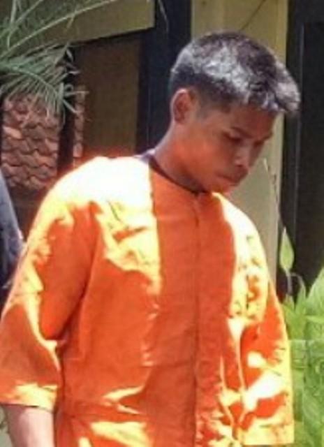 Satu dari Dua Tahanan Polresta Denpasar Kabur Berhasil Ditangkap