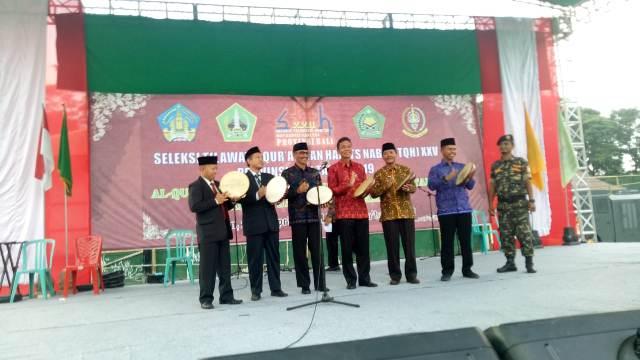 Pembukaan STQH Ke XXV Tingkat Provinsi Bali