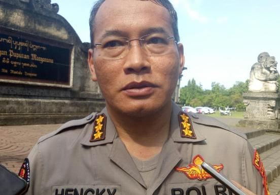 Kabid Humas Polda Bali Kombes Pol. Hengky Widjaja