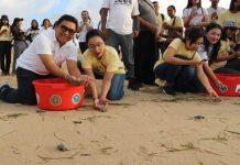 Dukung Gerakan Youth Summer Camp, Angkasa Pura I Dorong Generasi Muda Peduli Lingkungan
