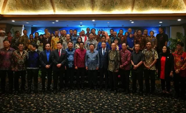 Pelantikan Pengurus DPC AAI Denpasar Periode 2019-2024