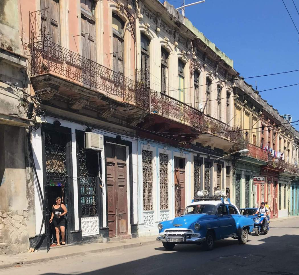 Copying and COVID-19 in Havana, Cuba