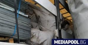 11 камиона с пластмасови отпадъци от Румъния, Полша и България са блокирани на граничния пункт Лесово
