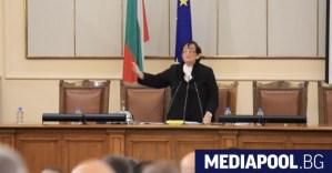 Народното събрание започва своята работа.  Ясно е само, че първата среща ще бъде открита от Мика Зайкова.