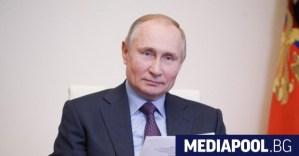 Руски медии: Путин критикува Киев и може да планира анексията на Донбас