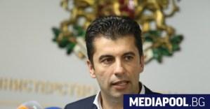 Кирил Петков постави две условия да остане министър