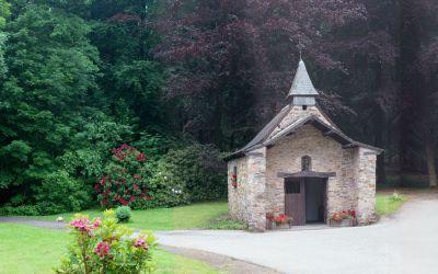 La chapelle de Farnières (Grand-Halleux, Vielsalm)