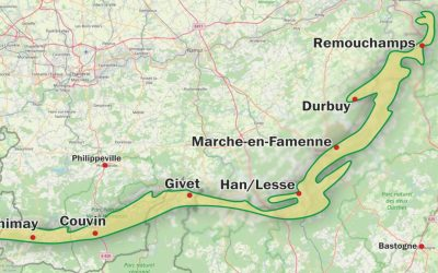 La Calestienne, serpent d'Ardenne