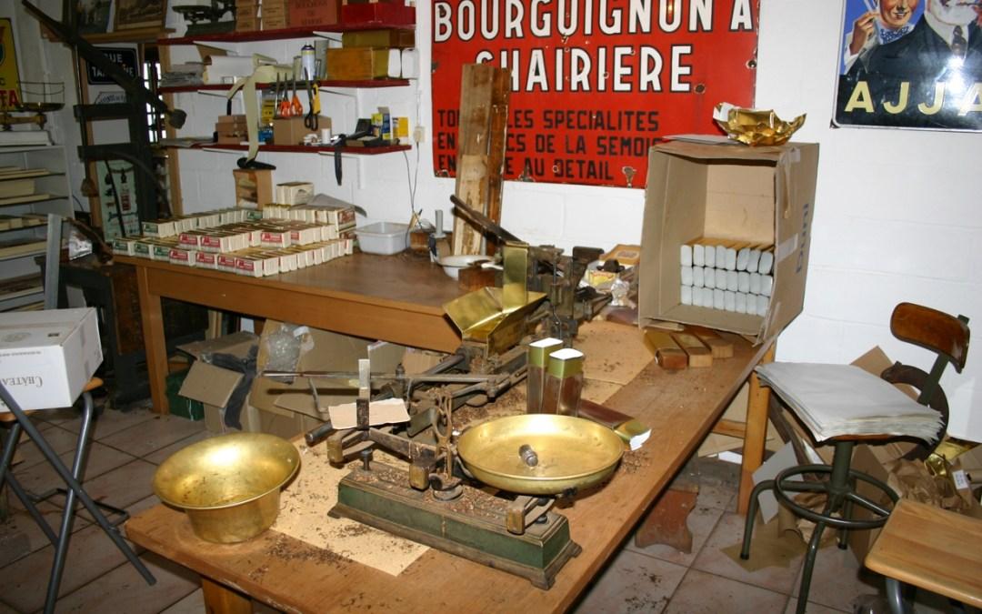 Le musée du tabac à Corbion-sur-Semois