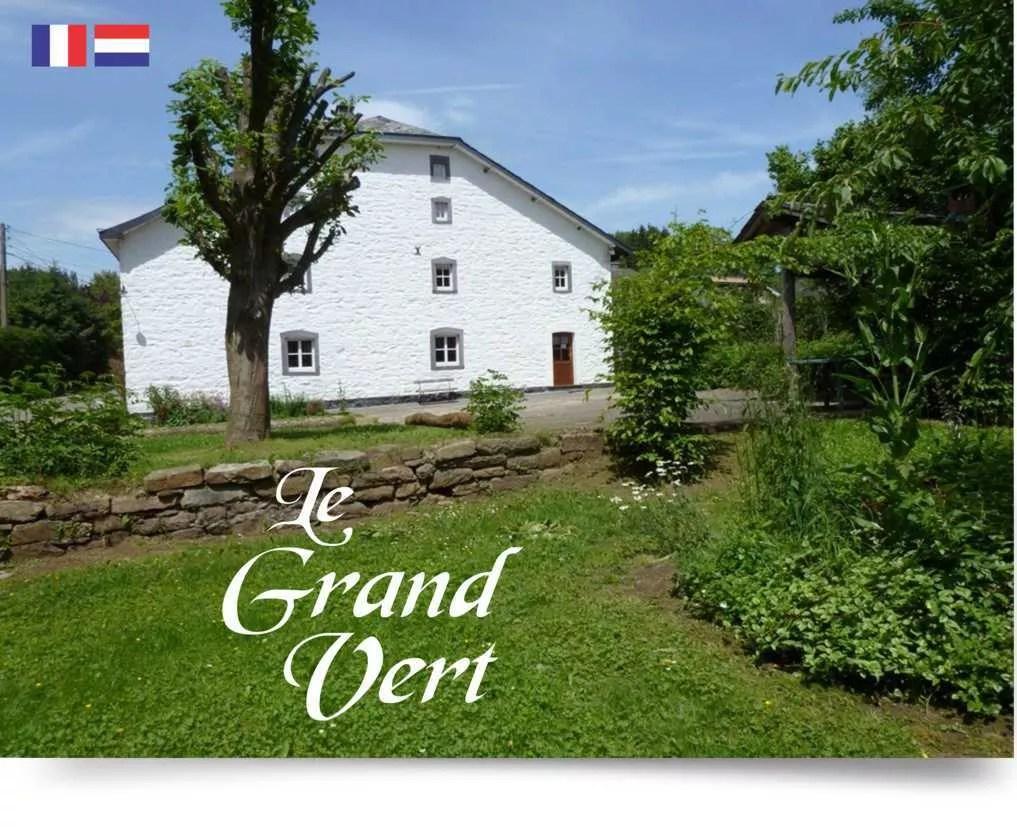 Gite | Le Grand Vert | Petit-Thier-Vielsalm