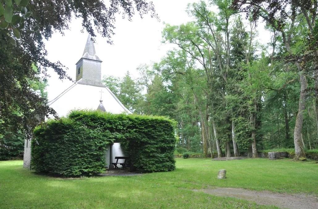 Notre-Dame des malades, au Mont-Saint-Martin – Gouvy