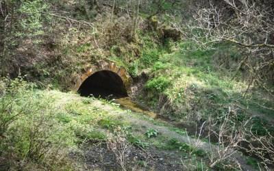 Le canal de Bernistap et le tunnel de Buret