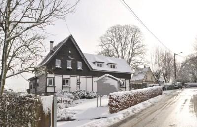 Haute-Bodeux | La grande maison blanche