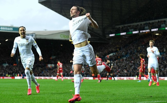 Leeds United Report The Whites Win 1 0 Against Bristol