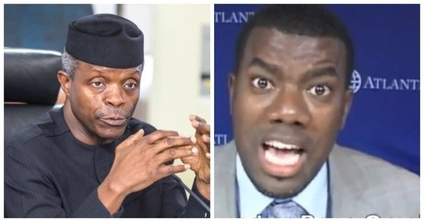 Image result for Watch your back' – Reno Omokri osinbajo