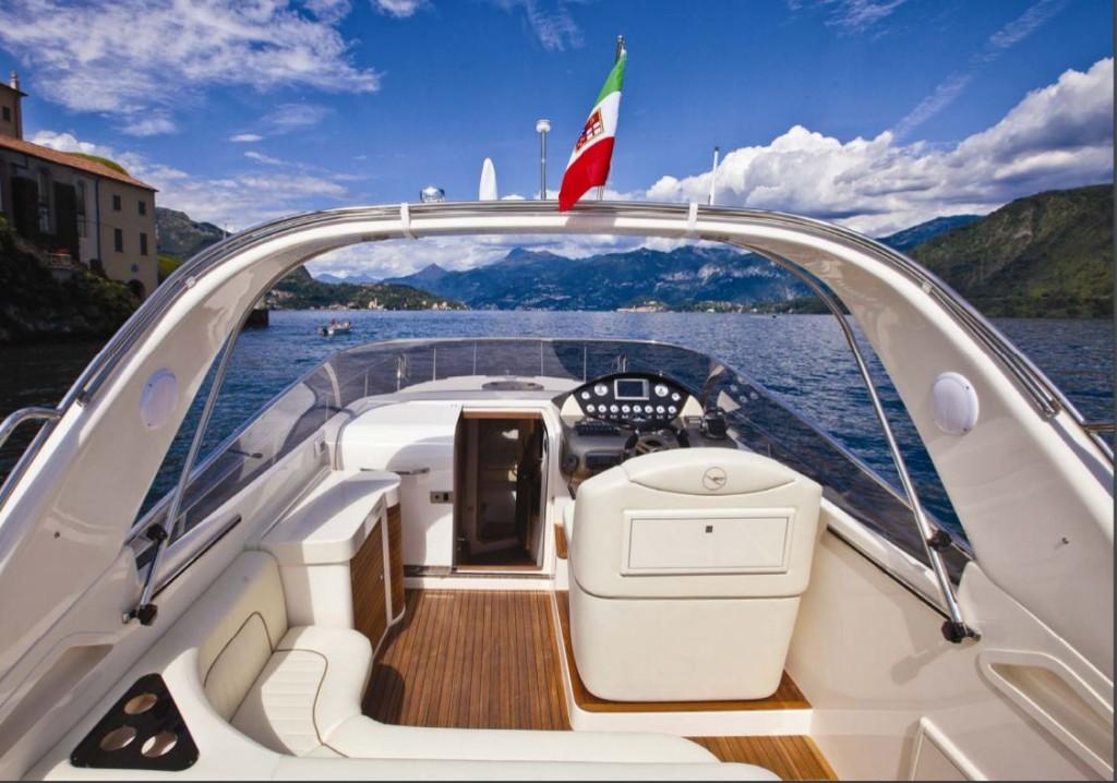 Airon Marine 345 gioiello nato sul Lago Maggiore  Media Ship