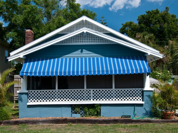 House Awnings Retractable