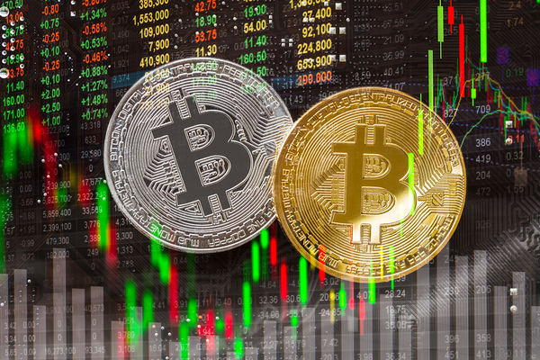 is bitcoin correlated with