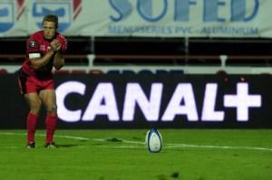 RUGBY : Mont de Marsan vs Toulon -  Top 14 - Mont de Marsan - 01/09/2012