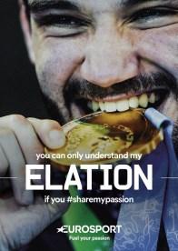 Campaign Poster (Portrait) Elation