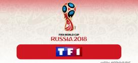 Coupe du Monde 2018 : TF1 dévoile les matchs qu'elle diffusera