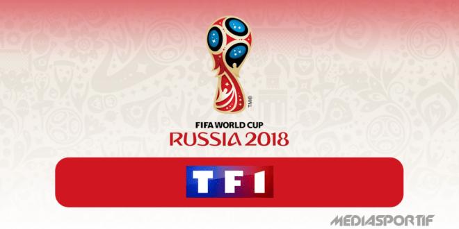 Coupe du Monde 2018 : Le dispositif de TF1