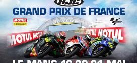 Grand Prix de France de Moto GP : un événement à suivre sur France 3 et Eurosport