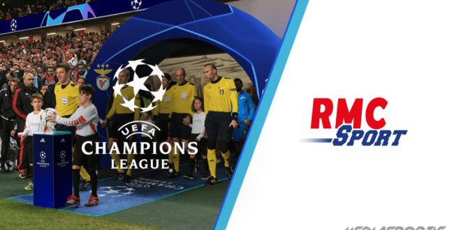 Audiences : Jusqu'à 700.000 téléspectateurs pour la Ligue des Champions sur RMC Sport