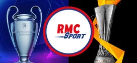 Ligue des Champions et Europa League 2021 : Le Programme TV des Quarts de Finale sur RMC Sport et RMC Story