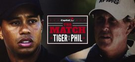 Droits TV : Molotov diffuse en exclusivité ce soir le face à face entre Tiger Woods et Phil Mickelson en pay per view