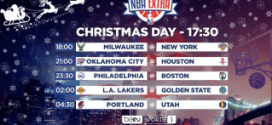 Programme TV : le NBA Christmas Day sur beIN Sports mardi 25 décembre