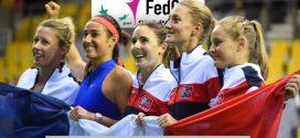 Fed Cup 2019 : Le programme TV et le dispositif complet des demi-finales, dont France-Roumanie, sur beIN SPORTS et France 4