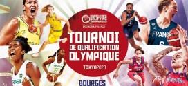 Basket : Le Tournoi de Qualification Olympique féminin sur CANAL+ Sport et W9