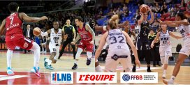 Droits TV : La Jeep Élite, la LFB et les finales de Coupe de France en clair sur l'Equipe