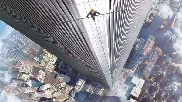 Philippe Petit Twin Towers Walk 1920 X 1080
