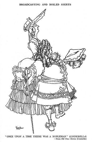 Nobleman, illustration by William Heath Robinson (14233254