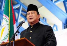 Ketua Umum IPSI Kembali di Pegang Prabowo